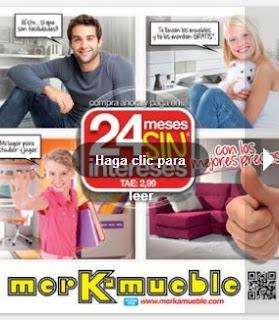 Catalogo de precios merkamueble 4-6 2013