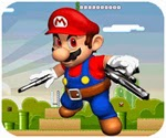 game Xạ thủ Mario, chơi game mario bắn súng hay tại gamevui.biz
