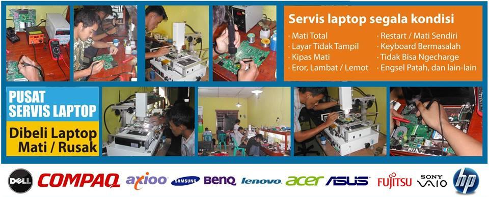 ITC Network - Pusat Servis Laptop di Sukorejo Kendal
