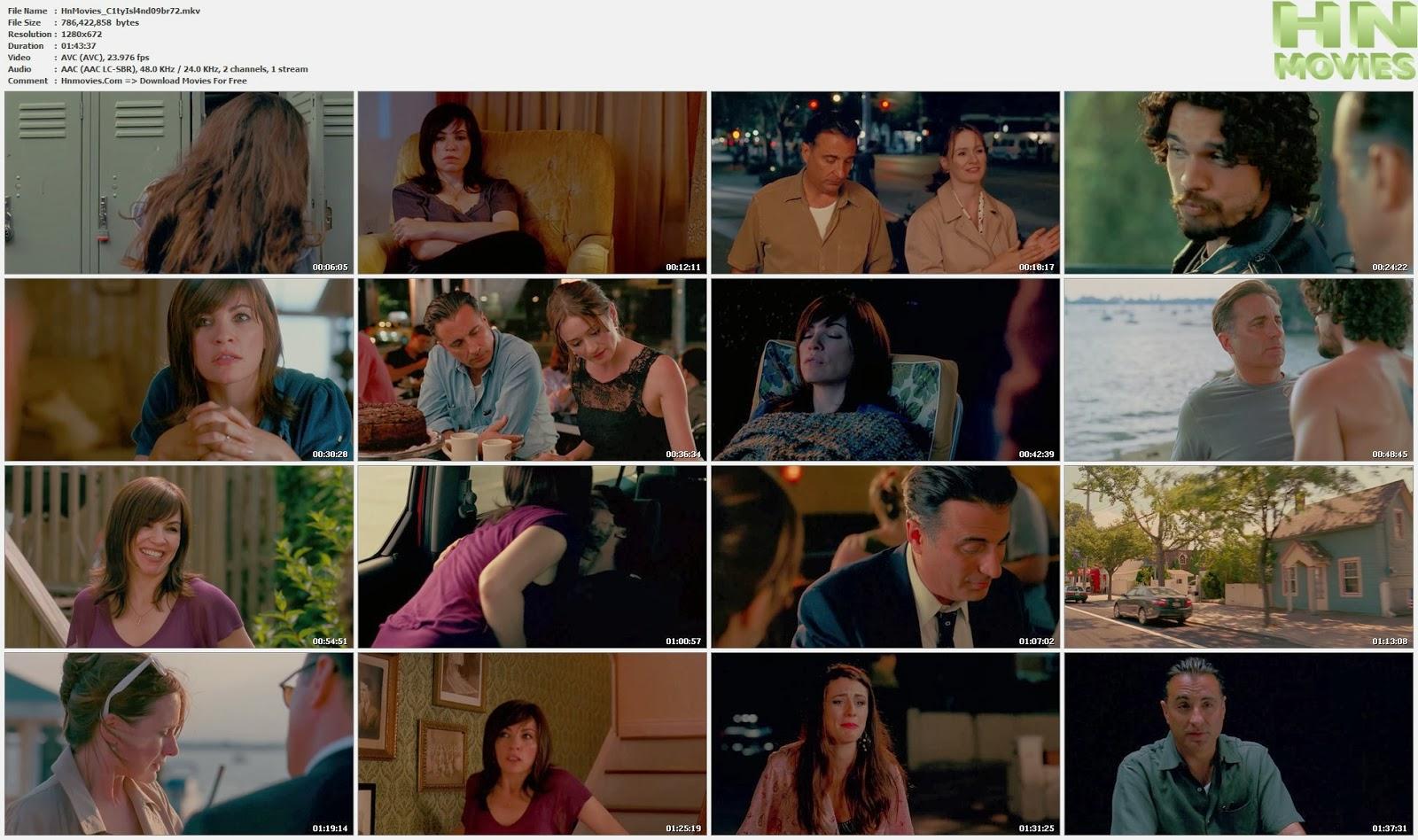 movie screenshot of City Island fdmovie.com