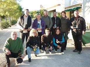 Guanyadors Torneig Diari de Vilanova P&P Portal del Roc