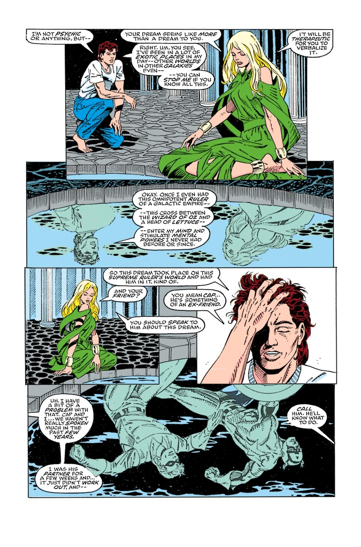 Captain America (1968) Issue #398 #331 - English 6