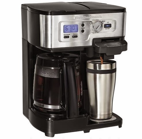 Hamilton Beach Single Serve Coffee Maker Bed Bath Beyond