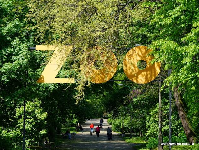 Warszawa Praga Północ park im Żołnierzy 1 Armii Wojska Polskiego zieleń