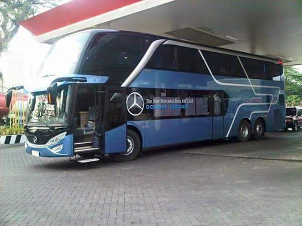 Kunjungi bus foto bus double decker mercedes benz oc 500 for Mercedes benz oc