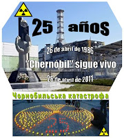 Chernóbil, 25 años después, sigue vivo