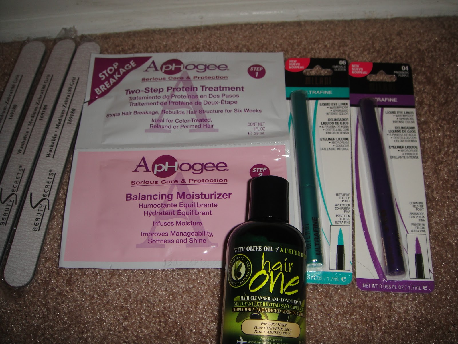 Sally's Beauty Supply Haul, CVS Haul, Haul