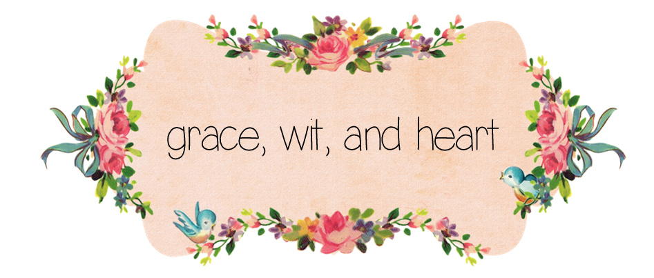 grace, wit, and heart