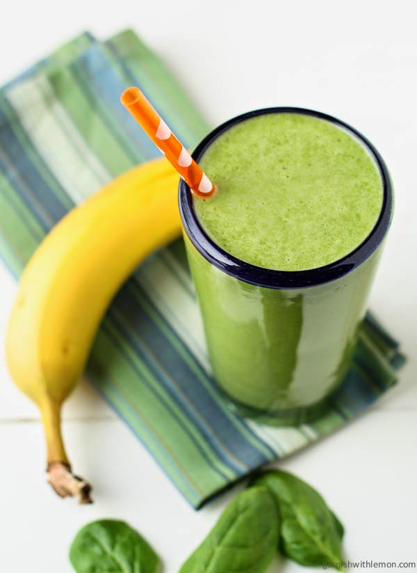 Super Spinach Smoothie - Home Remedies
