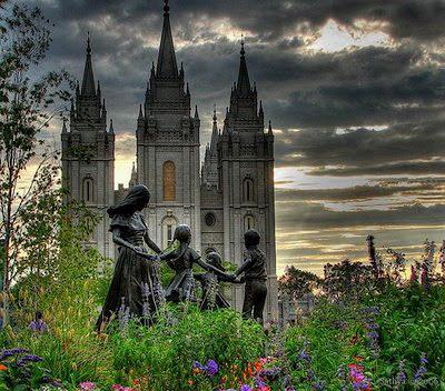 mormon temple pics
