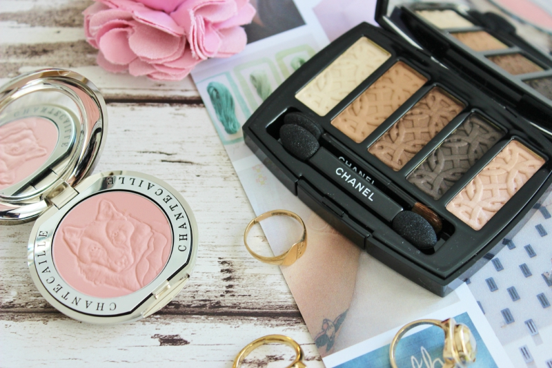 High end beauty haul featuring Chantecaille, Too Faced, Chanel, Christian Louboutin