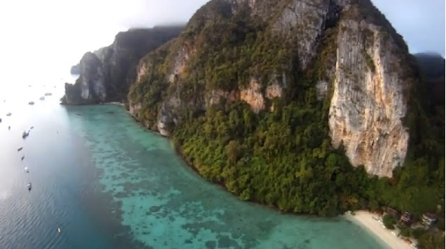 Koh Phi Phi reefs and brilliance