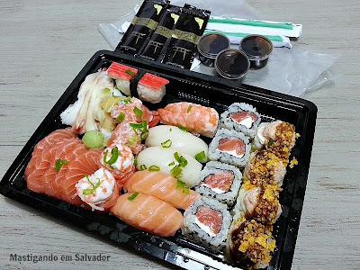 Nago Sushi: Combo Nago 5