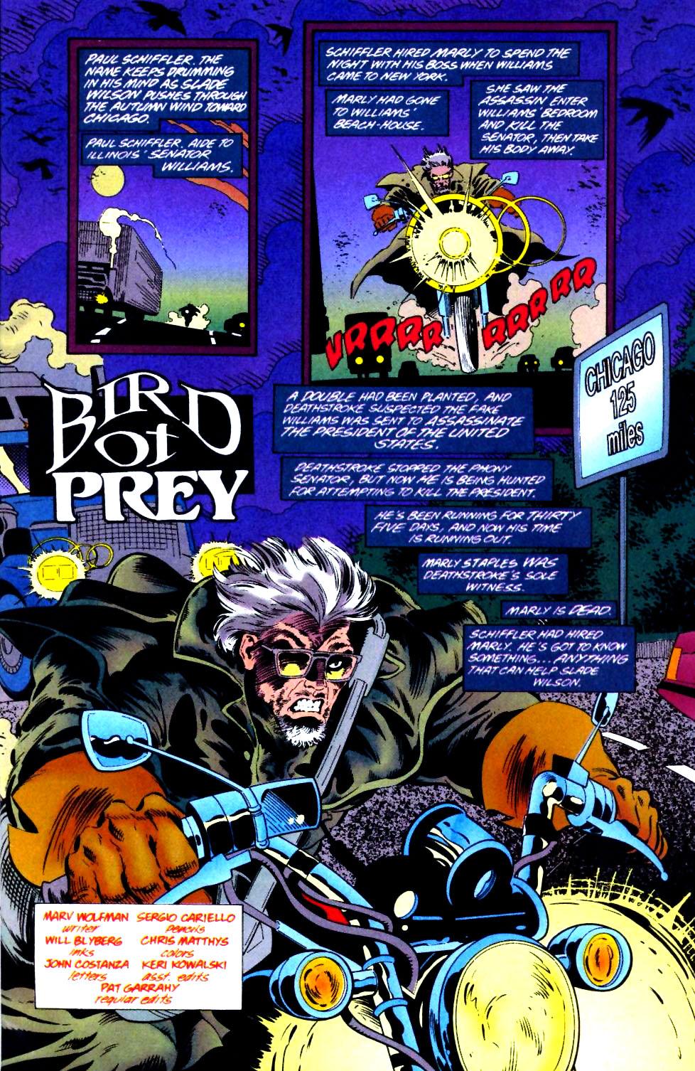Deathstroke (1991) Issue #43 #48 - English 2