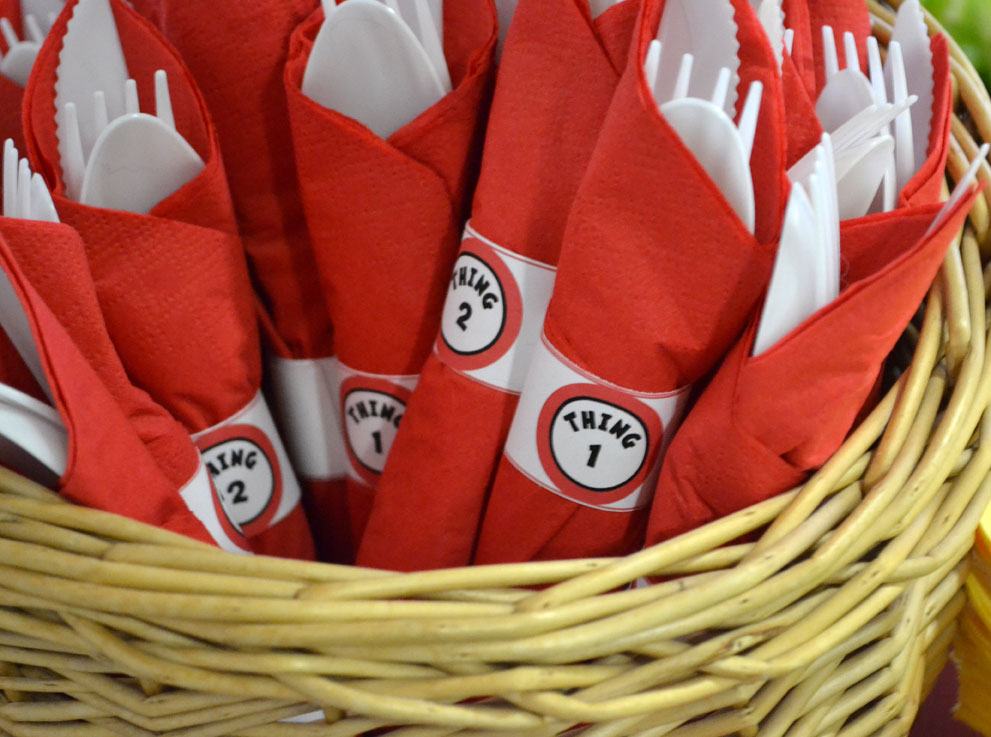sunny by design thing 1 and thing 2 themed baby shower