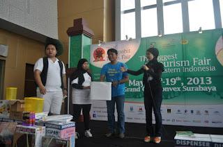 Bpk. Rahmad Ketua Panitia Event FastPay