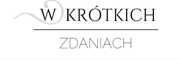 Witam Cię na moim blogu!