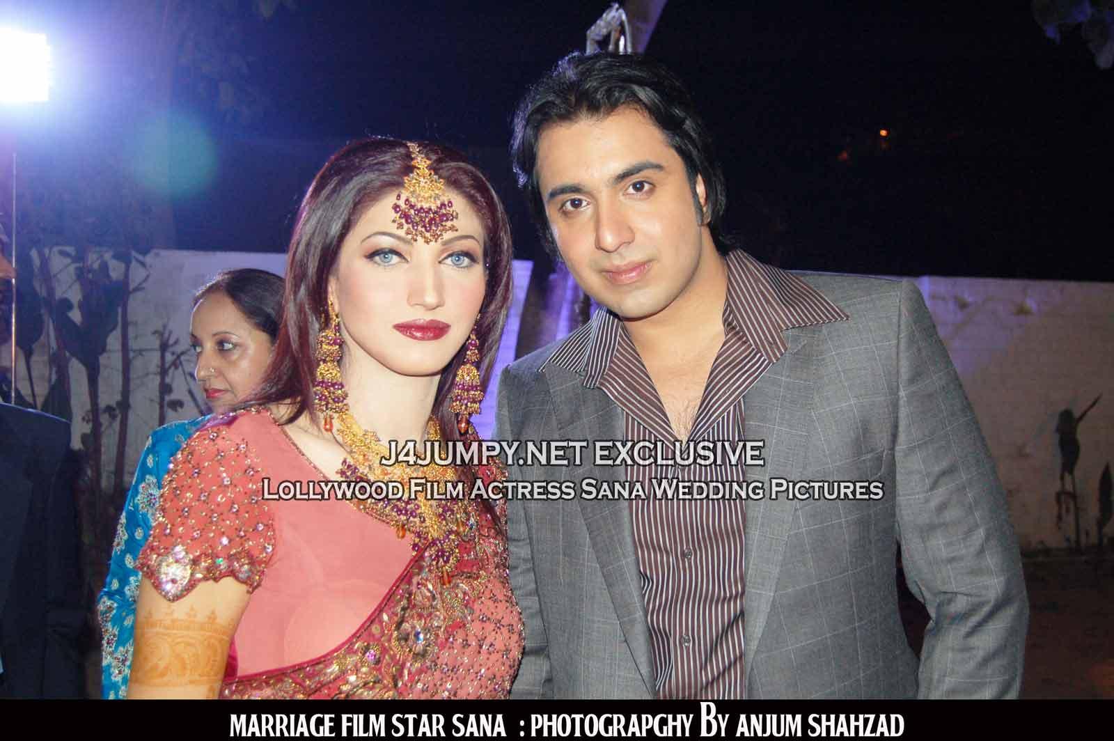 Pakistani Wedding Couples