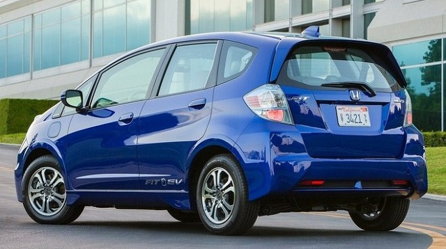 2016 Honda Fit Specs and Price