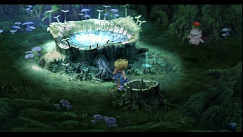 Final Fantasy IX, Evil Forest Fountain