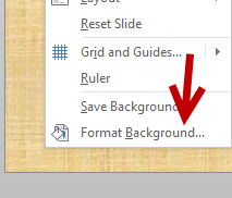How To Apply One Background To All Slides at Once in MS PowerPoint