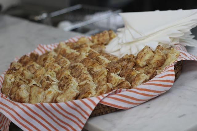 Butternut Squash Pita, bosnian, pita, tikva, filo, pie, cheese
