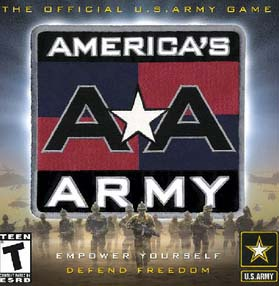 Free Download Games America's Army Full Version For PC
