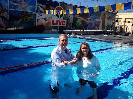 Batismo na Águas