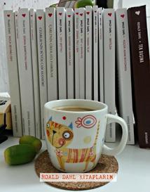 Roald Dahl Kitaplarım