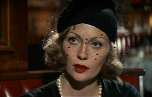 the character analysis of evelyn mulwray and faye dunaways portrayal in chinatown A summary of acting in 's chinatown faye dunaway's portrayal of evelyn mulwray is firmly rooted in the an entire film's worth of character analysis.