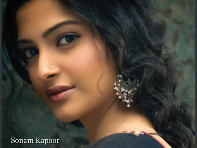 Indian Celebrities F Sonam Kapoor Hot HD Wallpaper 1024x768