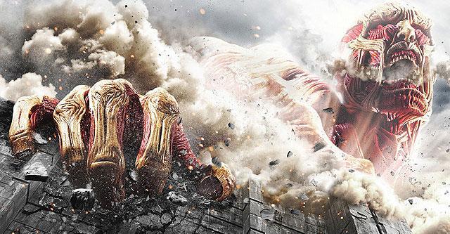 映画 進撃の巨人 ATTACK ON TITAN