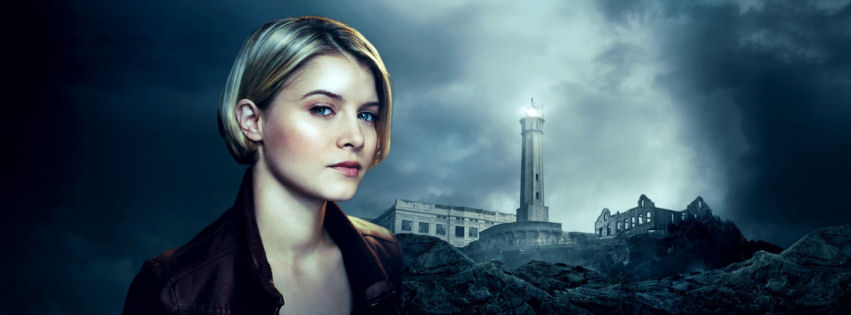 Sarah Jones in alcatraz facebook cover