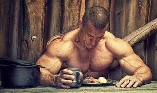 δίαιτα bodybuilding