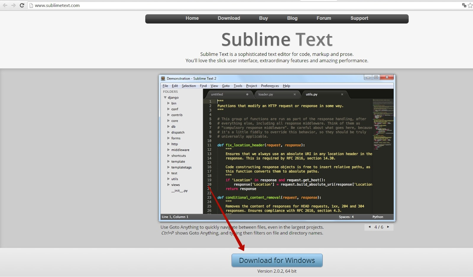 install package control sublime text 2 windows