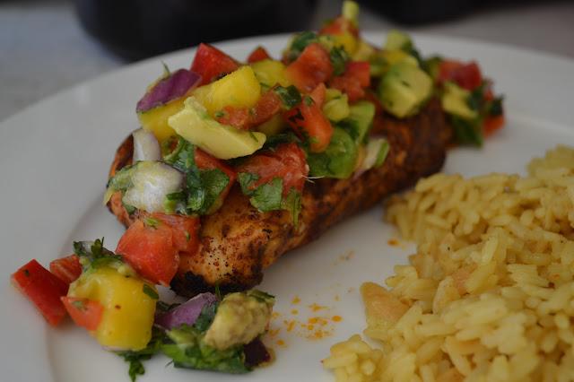 Chef Dopp's Cookbook: Mango Chili Chicken