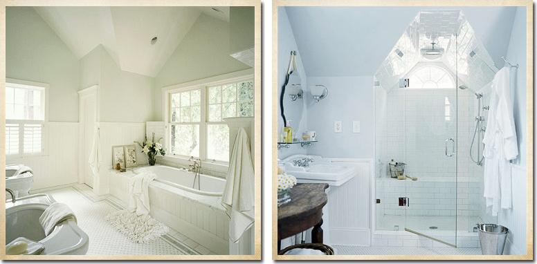 Maison doux bagno - Shabby chic interiors bagno ...