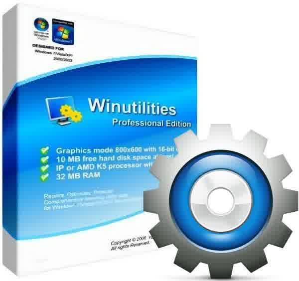 Hasil gambar untuk WinUtilities Professional Edition Full Keygen