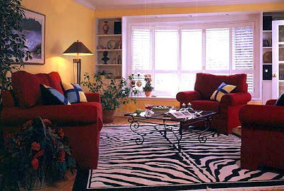 living room decorating items