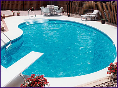 Ground Swimming Pools: Features of Different Swimming Pools