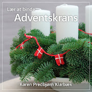 Lr at  Binde Adventskrans