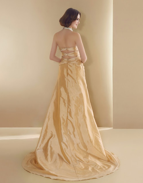 The champagne colored of wedding gowns is as essential as for Champagne colored wedding dress