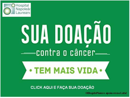 FAÇA SUA DOÇÃO/CLICK AQUI