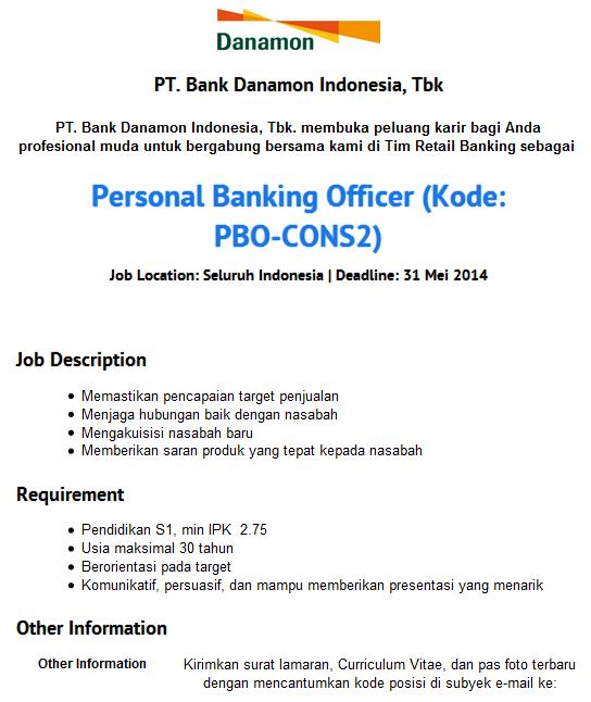 lowongan-kerja-terbaru-mei-2014-bank-danamon-pacitan