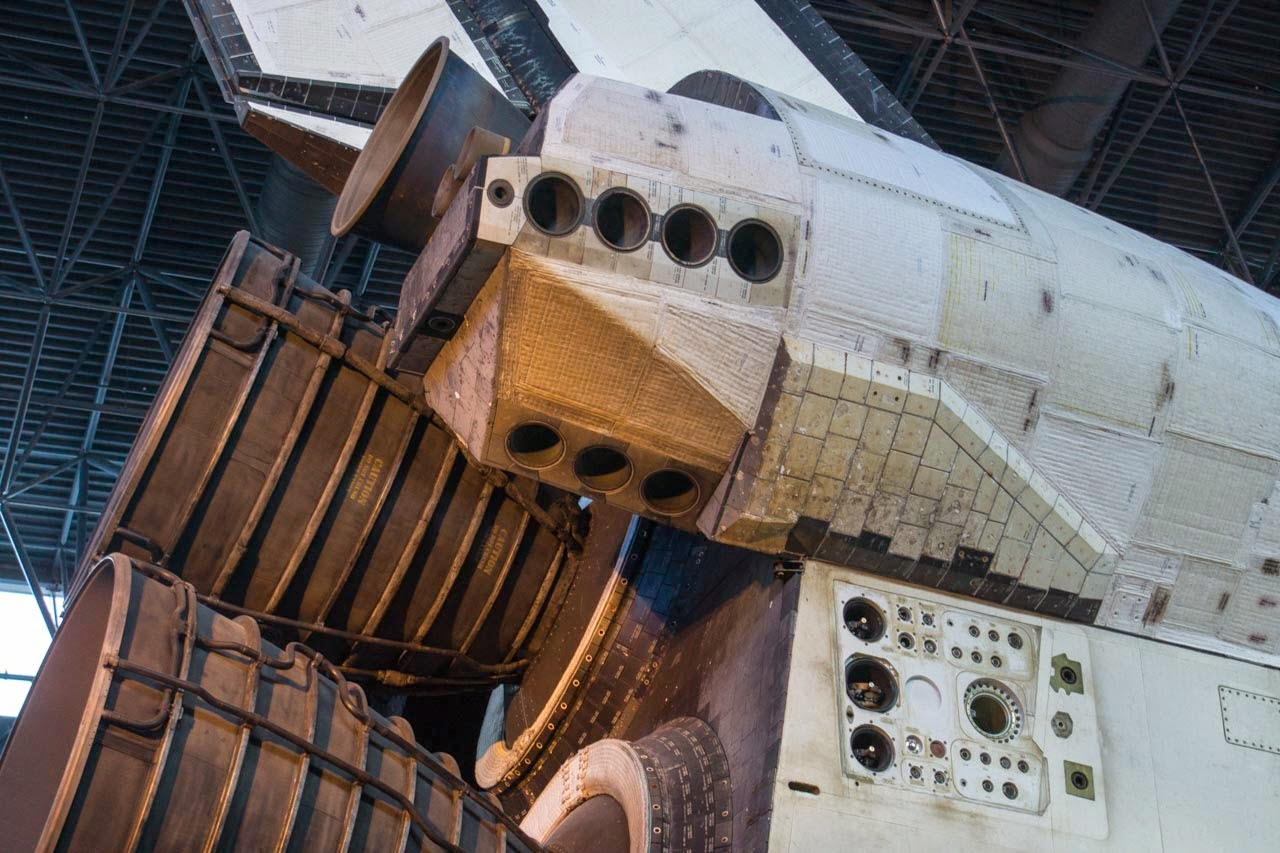 real space shuttle in milwuakee - photo #47