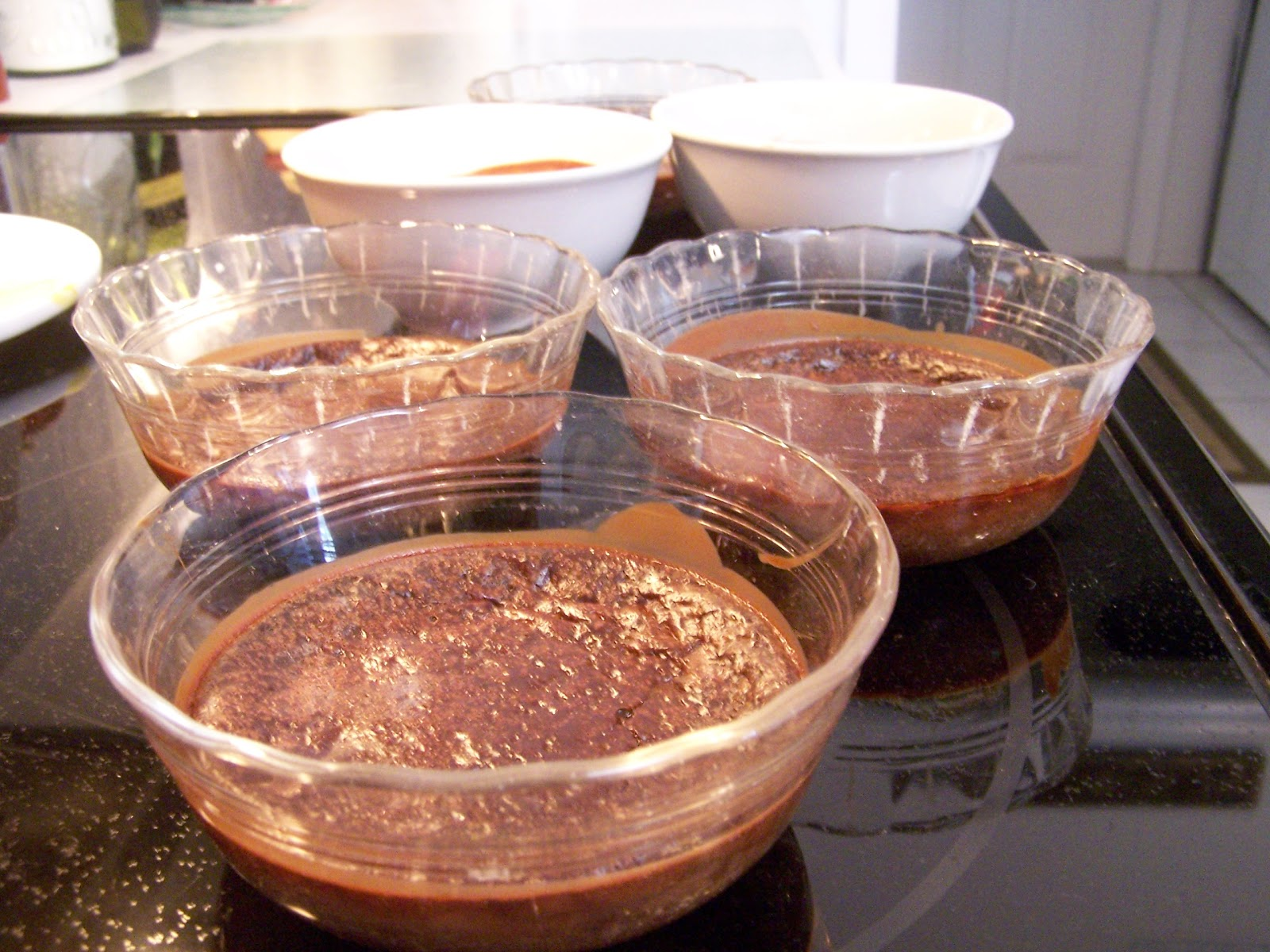 Gluten Free Easy Pots de Creme, so yummy - Skinny GF Chef ...