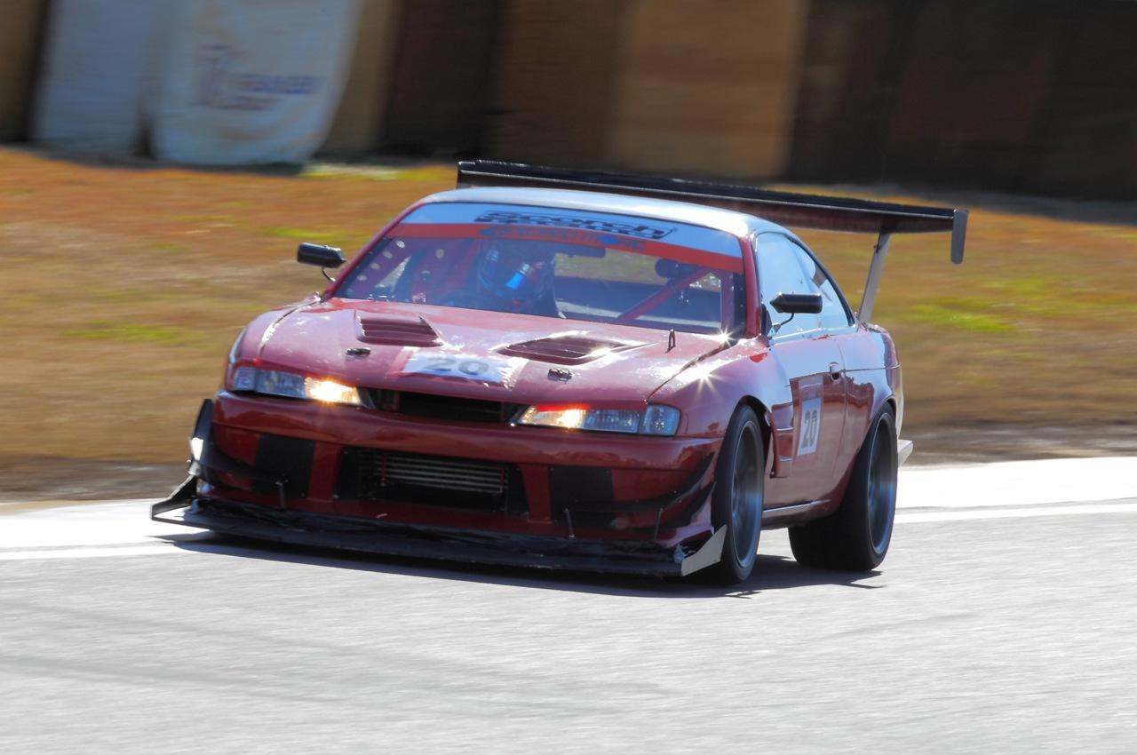 Nissan Silvia S14a, fajne sportowe auta, samochody po tuningu, wyścigi, racing, modified japanese cars, fotki, duży spojler