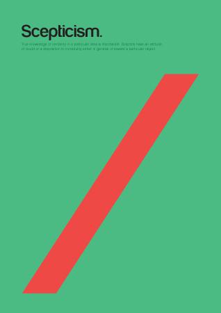 Genis Carreras. Philosophy Posters.Doctor Ojiplático
