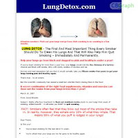The Worlds Best Lung Detox Program