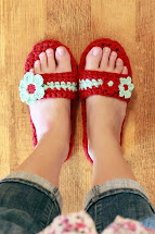 Free Crochet Adult Sandal Pattern